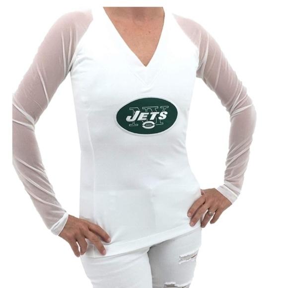 sale retailer 7a952 10b29 NFL New York Jets Women's Jersey Shirt NEW Boutique